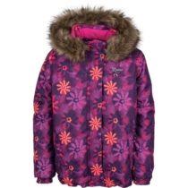 Lewro LATA fialová 152-158 - Detská zimná bunda