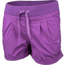 Lewro KITTY 140 - 170 fialová 164-170 - Dievčenské šortky