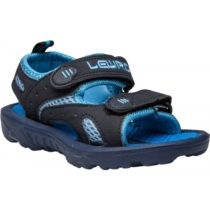 Lewro MINI modrá 31 - Detské sandále