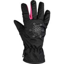 Lewro NEA tmavo modrá 4-7 - Dievčenské rukavice