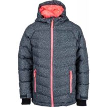 Lewro NIKA ružová 152-158 - Detská zimná bunda