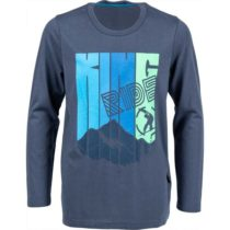 Lewro PADRIG tmavo modrá 164-170 - Chlapčenské tričko