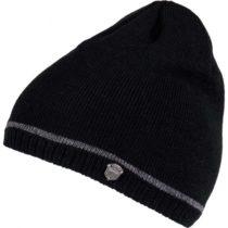 Lewro ROBY čierna 8-11 - Chlapčenská pletená čiapka