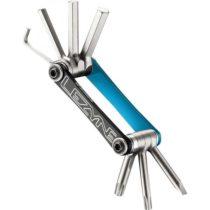 Lezyne MULTI V-7 modrá NS - Sada imbusových kľúčov