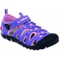 Loap BAM fialová 25 - Detské sandále