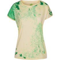 Loap BYBLOS zelená XS - Dámske tričko