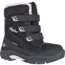 Loap FROST KID ružová 30 - Detská zimná obuv