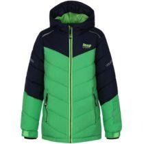 Loap FUGAS zelená 164 - Detská lyžiarska bunda