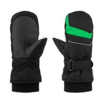 Loap RUFFI zelená 10 - Chlapčenské palcové rukavice
