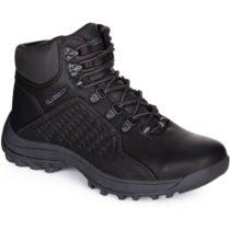 Loap LUKY čierna 44 - Pánska zimná obuv