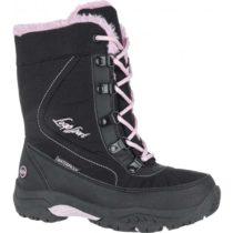 Loap ICE KID ružová 33 - Detská zimná obuv