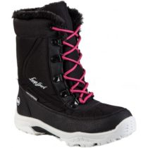 Loap ICE KID ružová 30 - Detská zimná obuv