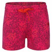Loap IKENA ružová 158-164 - Dievčenské šortky