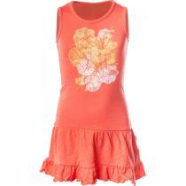 Loap IRISANA oranžová 122-128 - Dievčenské šaty