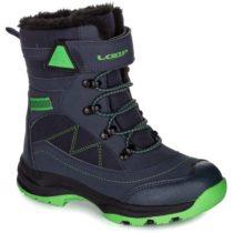 Loap CUSHINE čierna 32 - Detská zimná obuv