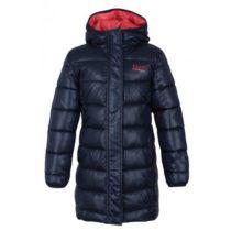 Loap ILIVANA modrá 112-116 - Detský kabát