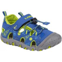 Loap LILY biela 27 - Detské sandále
