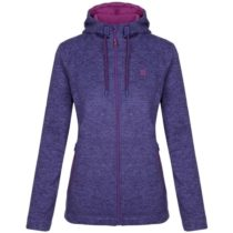 Loap GRAIS fialová M - Dámsky outdoorový sveter