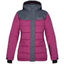 Loap OLWEN ružová XS - Dámska zimná bunda