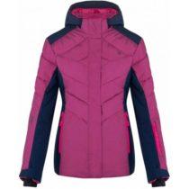 Loap OTHELA fialová M - Dámska lyžiarska bunda