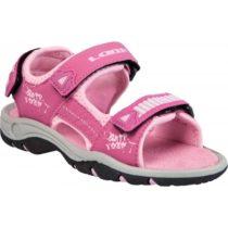 Loap PIMM ružová 34 - Detské letné sandále
