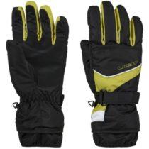 Loap RODON zelená S - Pánske zimné rukavice
