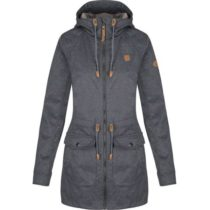 Loap LASELA šedá XL - Dámsky softshellový kabát