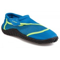 Loap SHARK KID zelená 32 - Detské topánky do vody