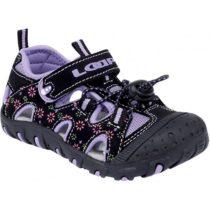 Loap LILY fialová 27 - Detské sandále