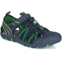 Loap TEBBA K zelená 35 - Detské sandále