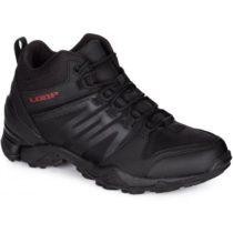Loap DWIGHT MID WP čierna 44 - Pánska voľnočasová obuv