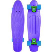 Long Island PURPLE 22,5 fialová NS - Mini longboard