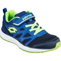 Lotto SPEEDRIDE 300 IV CL SL modrá 28 - Detská športová obuv
