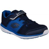 Lotto CITYRIDE EVO AMF CL SL modrá 34 - Detská voľnočasová obuv