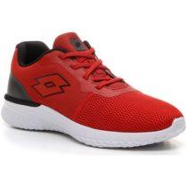 Lotto EVOLIGHT červená 11 - Pánska voľnočasová obuv