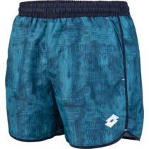 Lotto L73 II SHORT BEACH PRT 2 modrá S - Kúpacie šortky