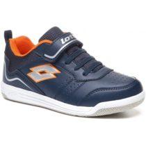 Lotto SET ACE XIII CL SL tmavo modrá 30 - Detská voľnočasová obuv