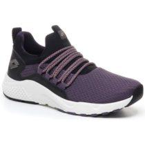 Lotto BREEZE RISE W fialová 8 - Dámska obuv na voľný čas