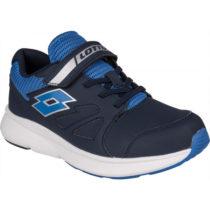 Lotto SPEEDRIDE 601 V CL SL modrá 39 - Juniorská voľnočasová obuv