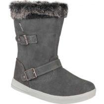 Lotto COLEN tmavo sivá 35 - Detská zimná obuv