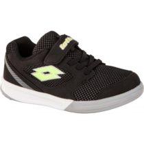 Lotto FREERIDE AMF CL SL čierna 27 - Detská voľnočasová obuv