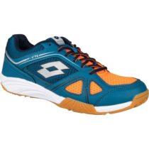 Lotto JUMPER 400 II modrá 12 - Pánska halová obuv