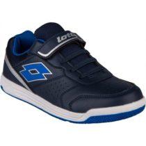 Lotto SET ACE XII CL SL modrá 28 - Detská voľnočasová obuv