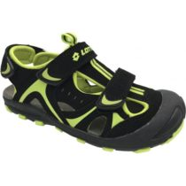 Lotto MARSHALL zelená 29 - Detské sandále
