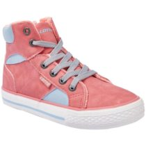Lotto PIQUET ružová 35 - Detská voľnočasová obuv