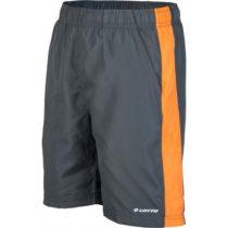 Lotto LINO oranžová 164-170 - Chlapčenské šortky