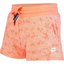 Lotto MULIAN oranžová 116-122 - Dievčenské šortky