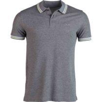 Lotto POLO CLASSICA MEL PQ šedá XL - Pánske tričko s golierom