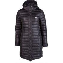 Lotto POPPY čierna XL - Dámsky prešívaný kabát