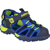 Lotto MAYPOS modrá 26 - Detské sandále